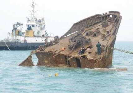 کشتی رافائل، تایتانیک دوم