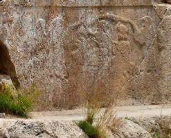 نقش برجسته کورانگون، قدیمی ترین نقش برجسته ایران و یادگاری از خدایان ایلامی