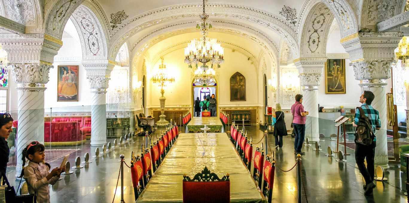 کاخ سعدآباد، گلستانی با طعم تاریخ
