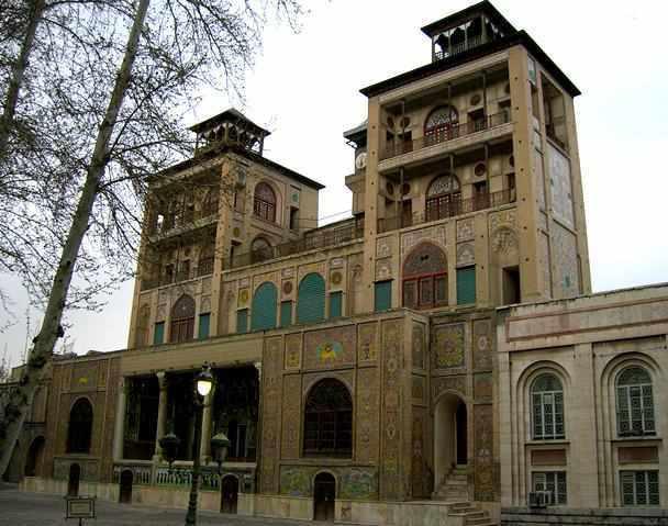 کاخ گلستان، نگین بناهای پایتخت