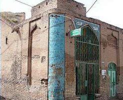 مسجد سبز، یادگاری سبز از دوره قاجار