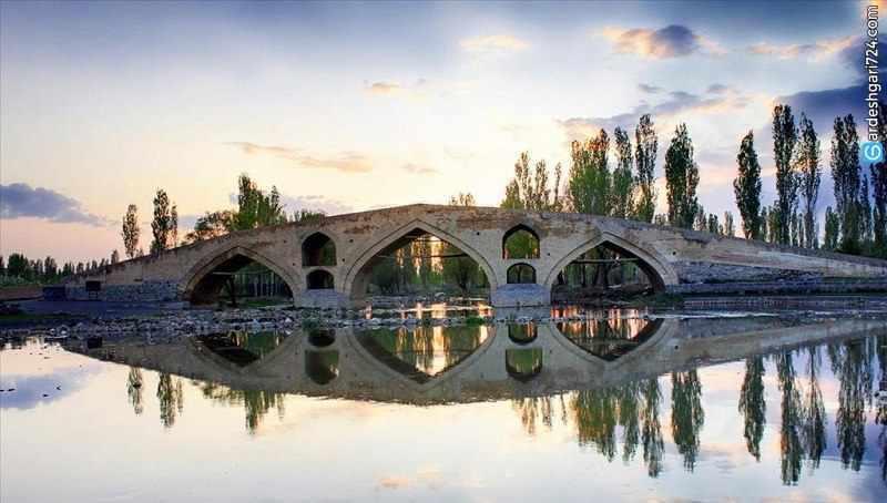 پل میر بهاالدین زنجان