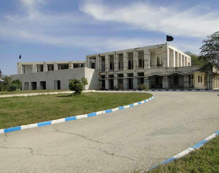 موزه دریا و دریانوردی خلیج فارس، ساختمان کنسولگری انگلیس