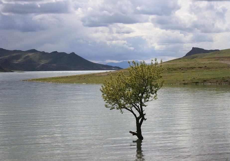 دریاچه سد تهم، نگین آبی شهر زنجان
