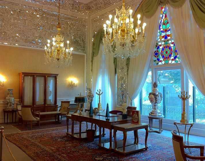 کاخ صاحبقرانیه، یادگاری قاجاری نیاوران