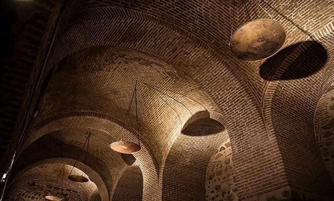 مجموعه تاریخی رختشویخانه، بنایی منحصربفرد در ایران