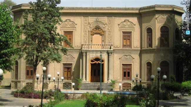 موزه مردم شناسی، جاذبه آیین ایرانی