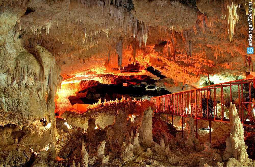 غار علیصدر یا علی سد، از معروف ترین غارهای جهان