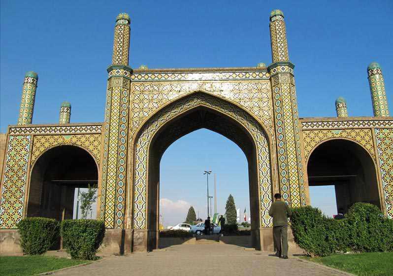 دروازه طهران