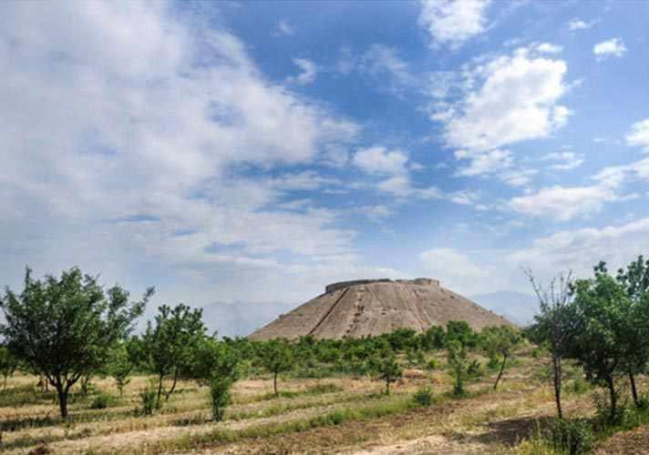 محوطه ازبکی، بقایای کهن ترین روستای ایران