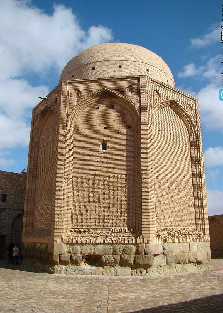 بنای تاریخی چلبی اوغلی