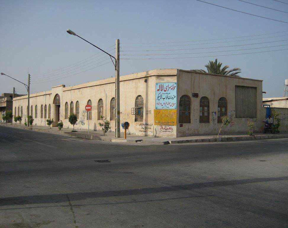 مدرسه سعادت، پنجمین مدرسه ماندگار ایران