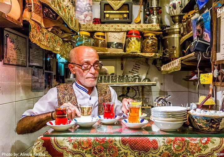 بازار سنتی تجریش تهران، آمیزه ای از رنگ و تاریخ
