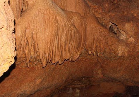 زرین غار خدابنده، لذت یک غار نوردی بکر