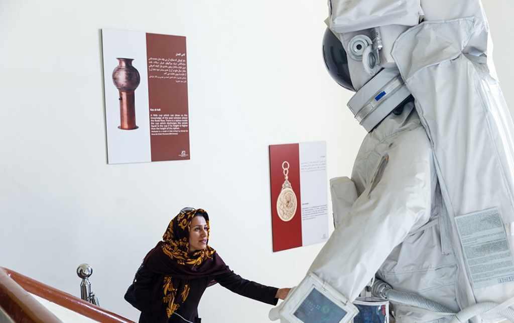 موزه ی علوم و فناوری، نگاهی به دریچه فردا