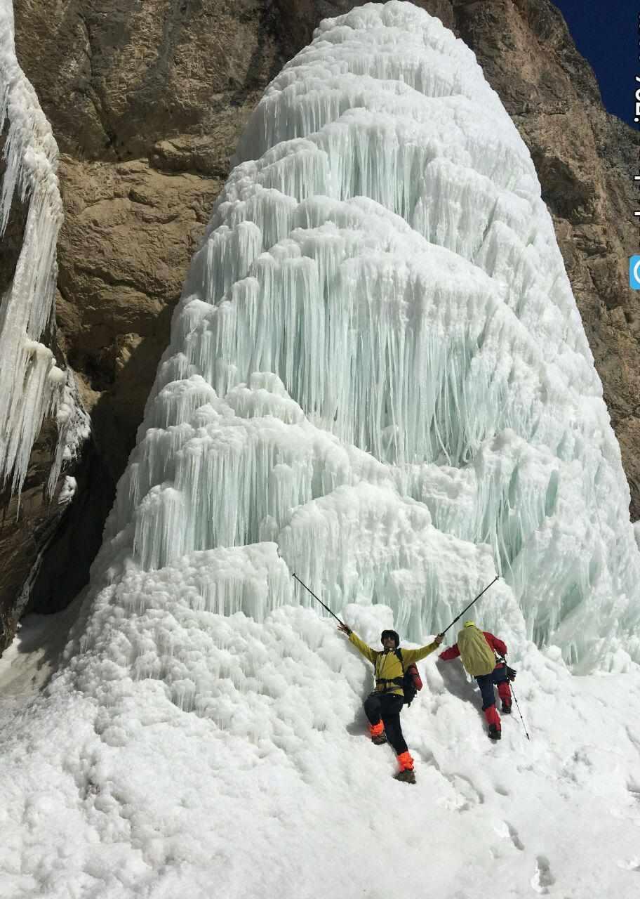 آبشار سنگان، آبشاری چهار فصل