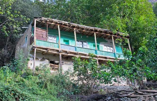 روستای اشتبین، ماسوله ای در همسایگی ارس