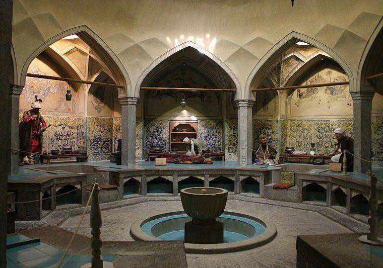 حمام شیخ بهایی