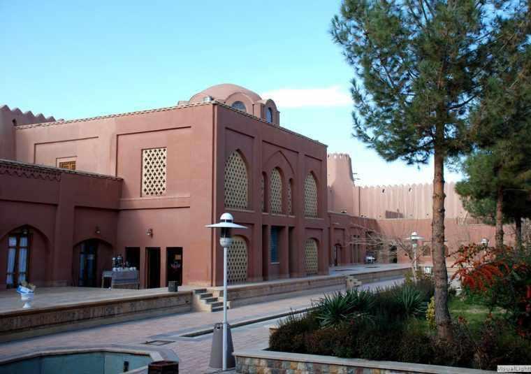 ارگ گوگد، دومین بنای خشتی ایران