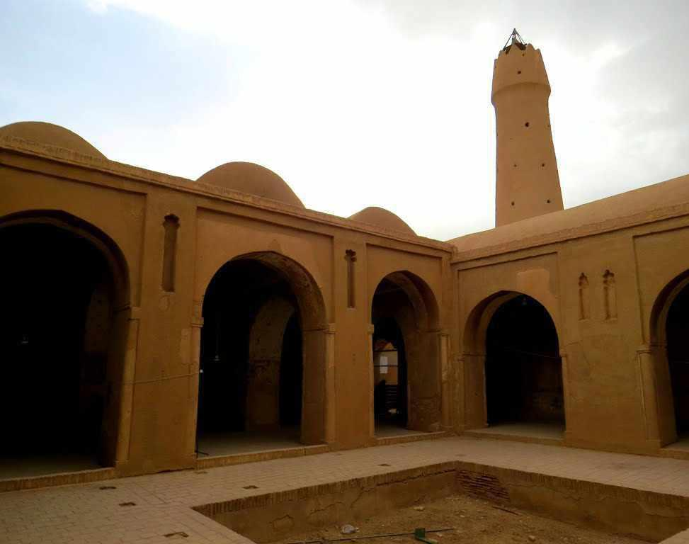 روستای فهرج یزد، تلفیق آرامش و هیجان