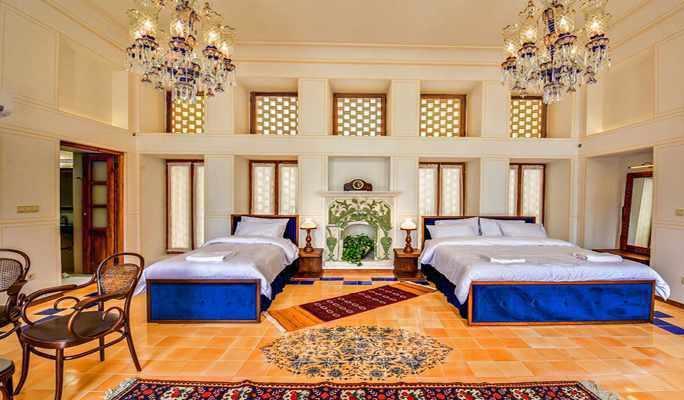 خانه نظام الاسلام اصفهان، هتل سنتی کریاس