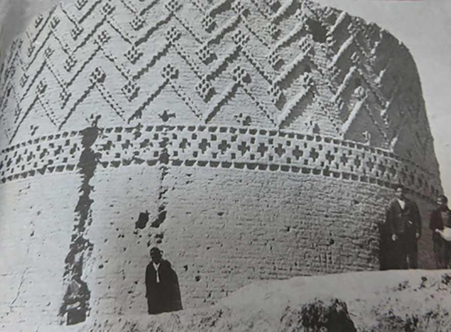 برج و باروهای یزد