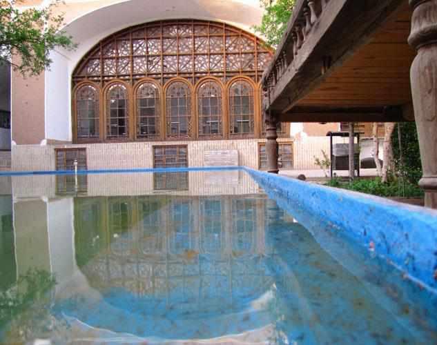 خانه رسولیان، دانشکده معماری یزد