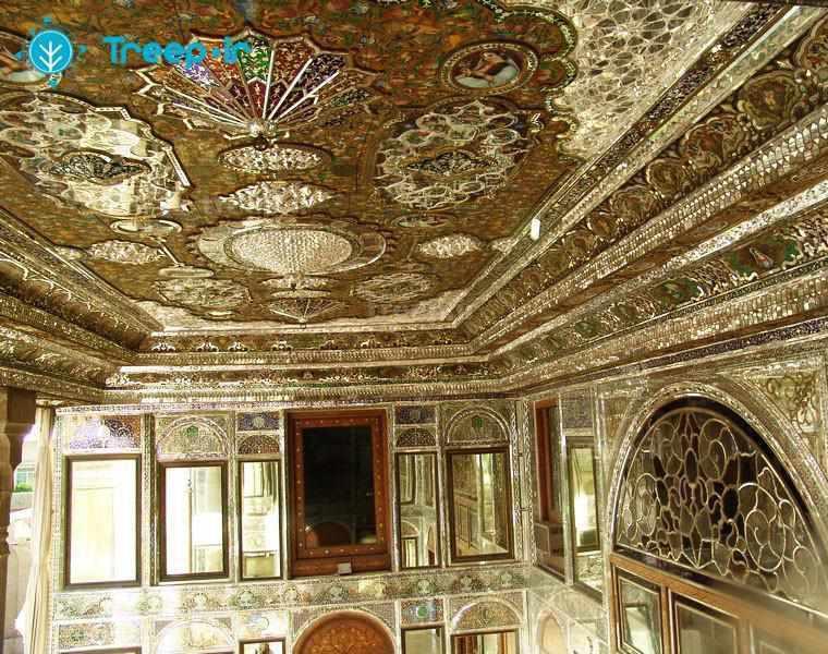 نارنجستان قوام و موزه قوام