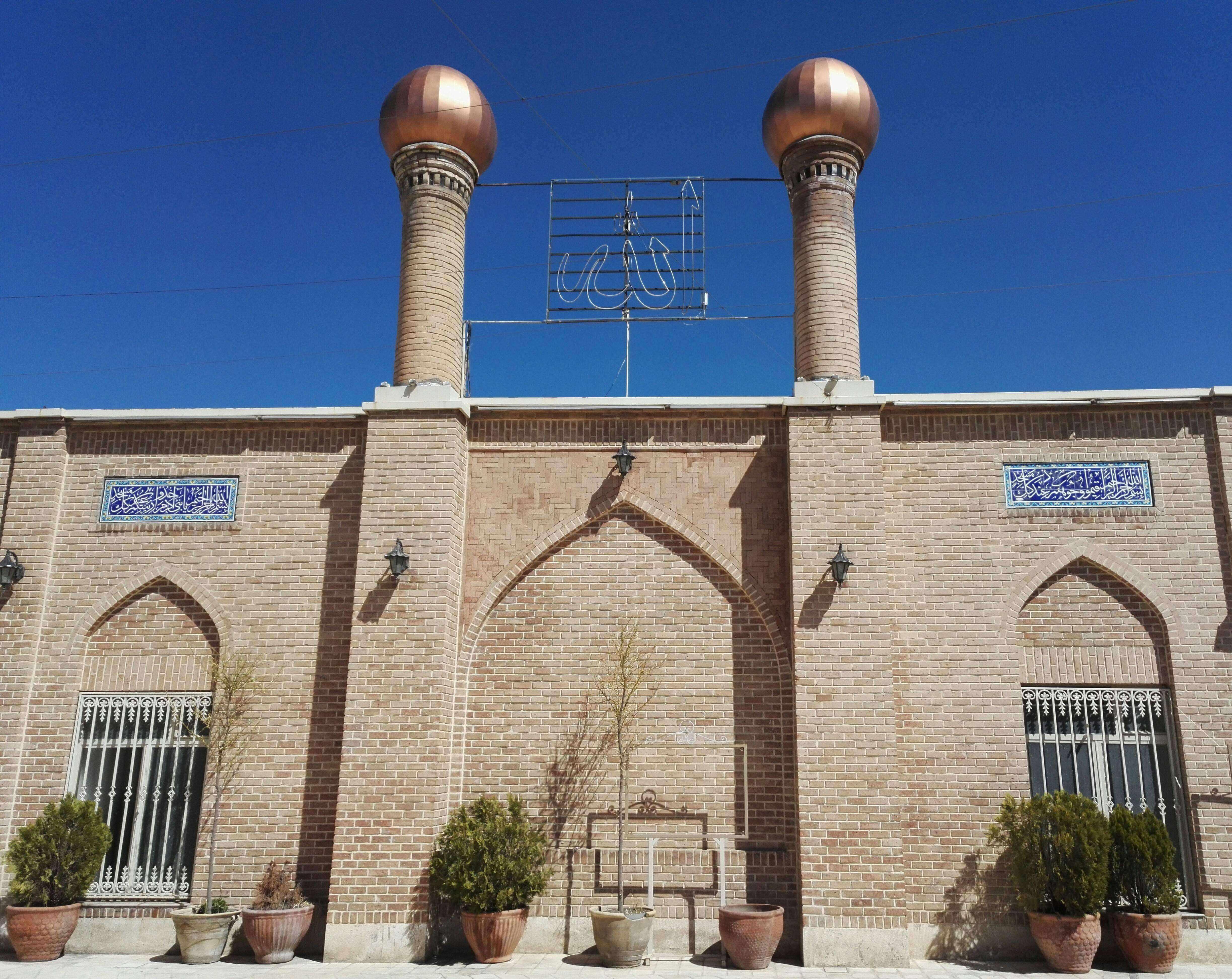 مسجد تاریخی میرزا تقی همدان