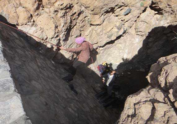 غار و دره روبیات