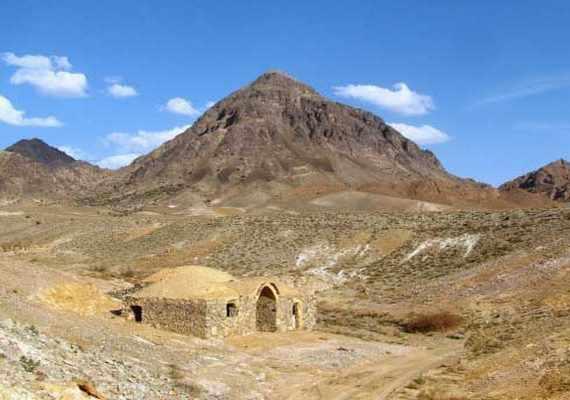 قلعه رستم خوسف
