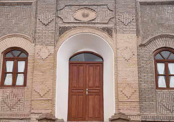 ساختمان پست قدیم بیرجند