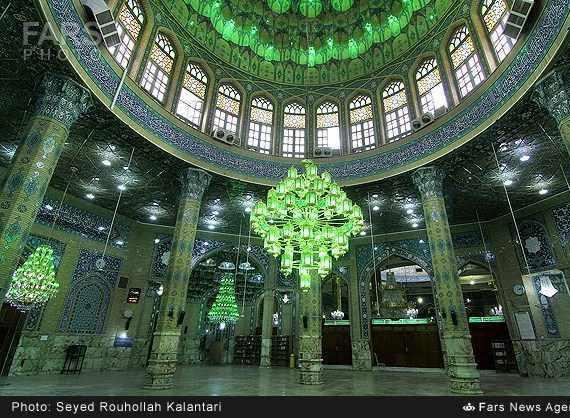 مسجد مقدس جمکران؛ همنوا با منتظران ظهور