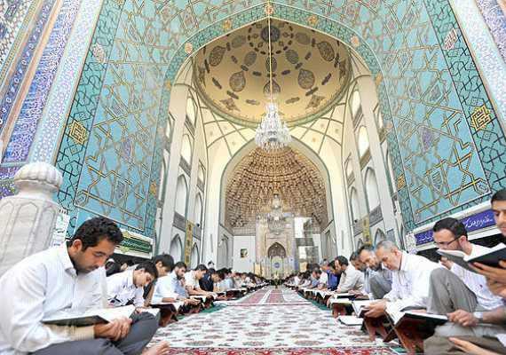 مسجد امام حسن عسکری(ع)، بنا شده به دستور حضرت