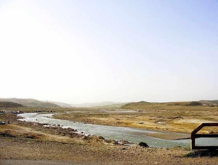 رودخانه قره آغاج