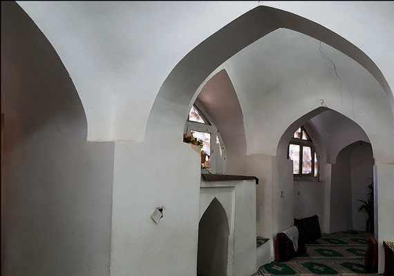 مسجد جامع چهار درخت