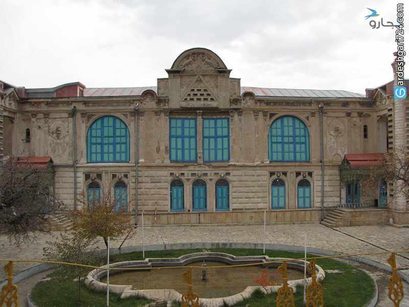 کاخ و موزه باغچه جوق