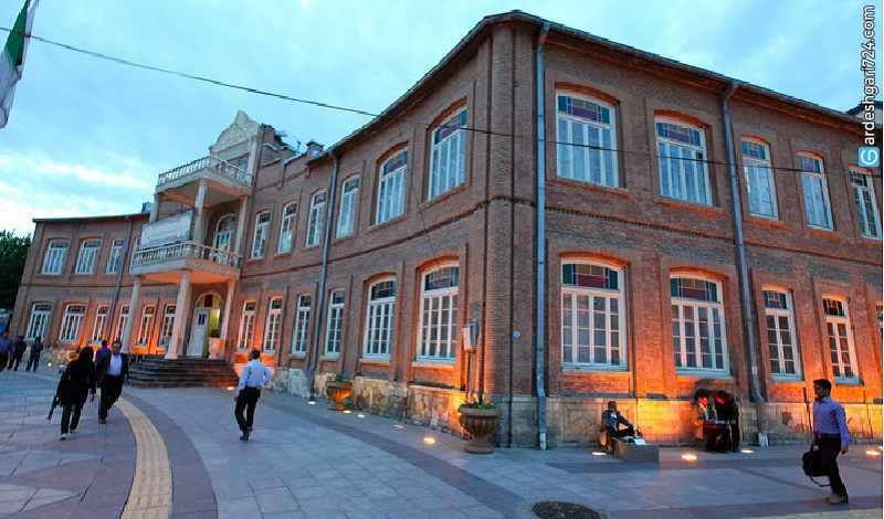 عمارت شهربانی ارومیه، موزه مردم شناسی