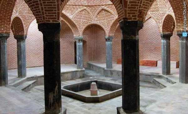 حمام میرزا رسول مهاباد
