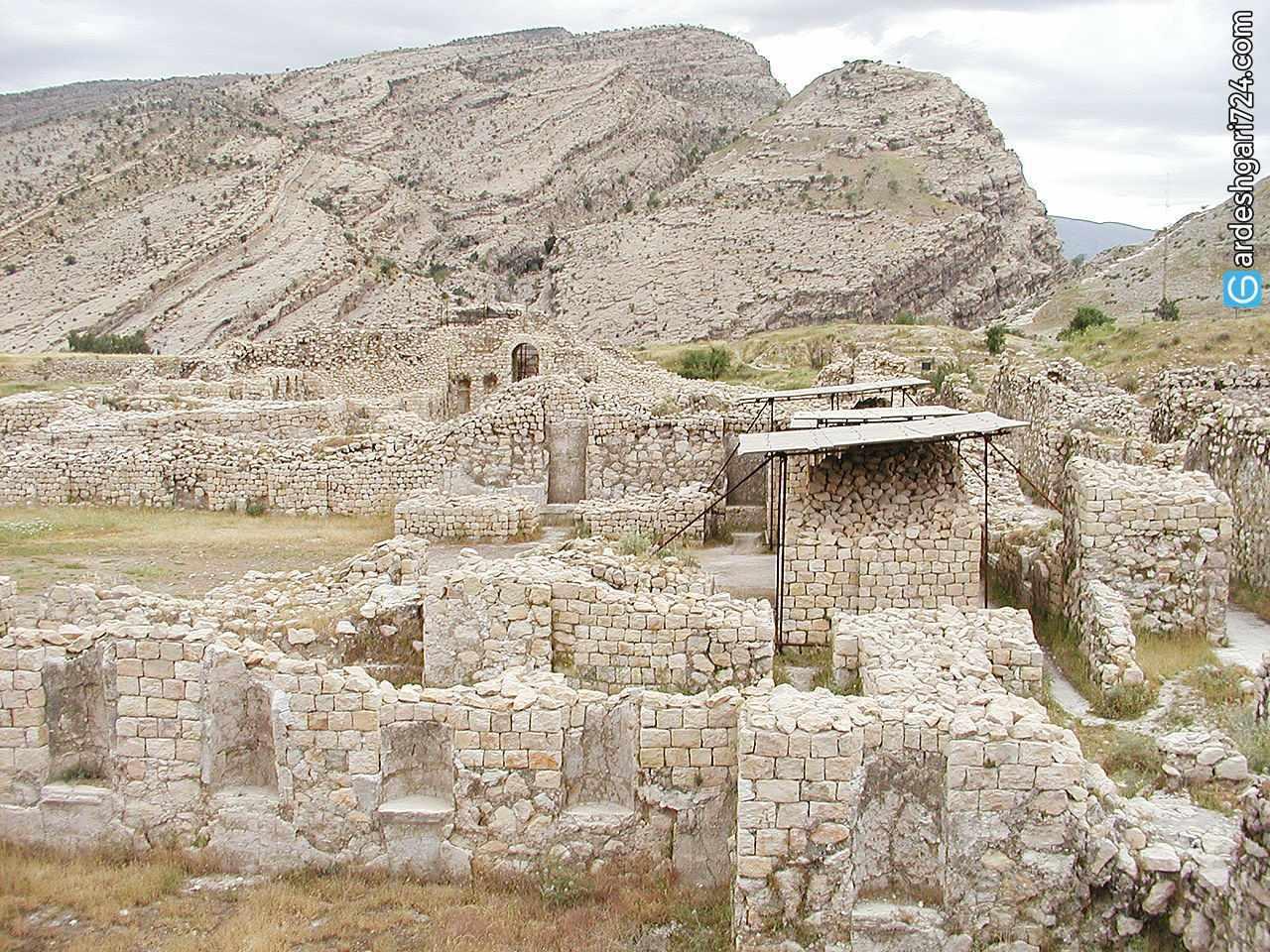 شهر باستانی بیشاپور