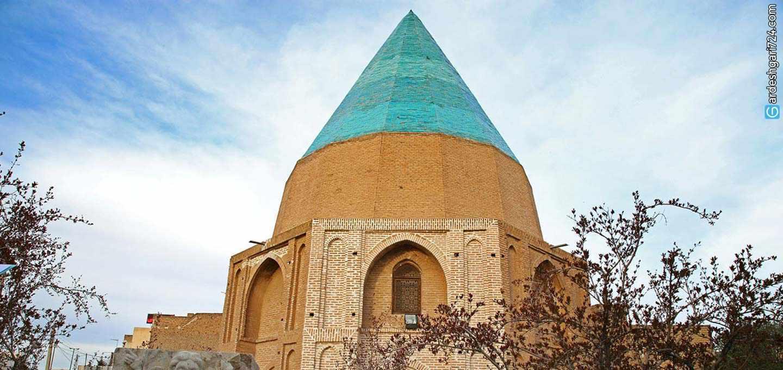 مقبره های گنبد سبز، آرامگاه هایی تاریخی با معماری منحصر به فرد