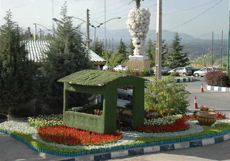 پارک جنگلی شیخ تپه ارومیه