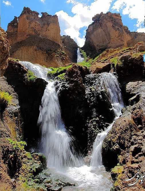 آبشار شیروان دره